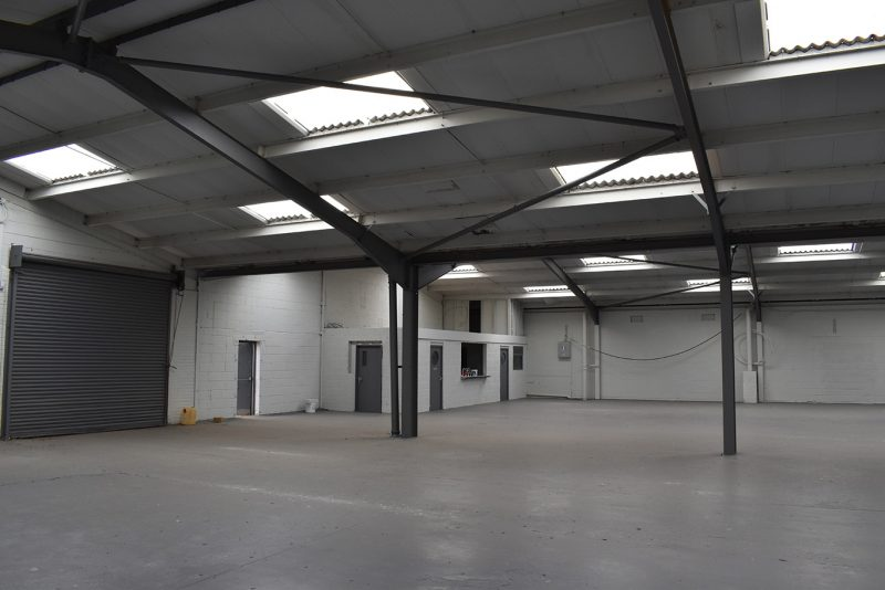 Industrial Units to Let Wath Rotherham Barnsley WYPL