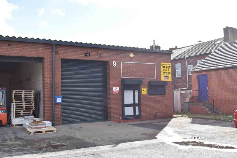 Units to Let Cross Green Industrial Estate LS9 8LJ